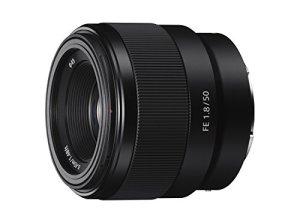 Sony SEL50F18F E Mount Full Frame 50 mm F1.8...