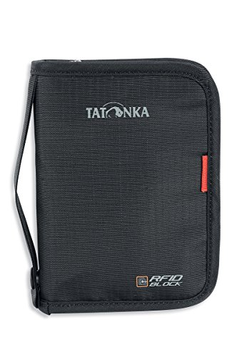 Tatonka Voyage zippé pour Monnaie RFID b, 17 x 12 x 3 cm 17 x 12 x 3 cm...