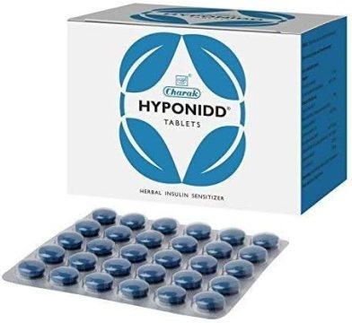 Amazon.com: Charak Hyponidd Tablets Herbal 30 Tablets Per Strip / Hyponid :  Health & Household