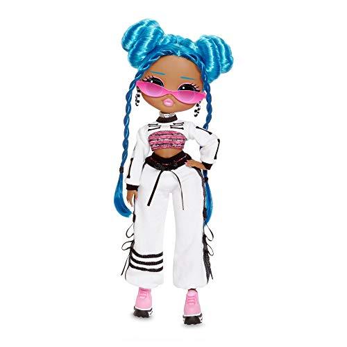 Image 1 - LOL Surprise Poupées mannequins collectionnables pour filles – Avec 20 surprises et accessoires - Chillax - OMG Series 3