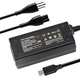 65W/45W USB Type C Laptop AC Charger for Dell Chromebook 3100 3380 5190 2 in 1 P29T P28T P30T P101G...