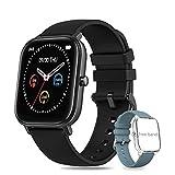 Salandens Smartwatch Pulsera Inteligente,reloj deportivo Impermeable IPX7 Pantalla...