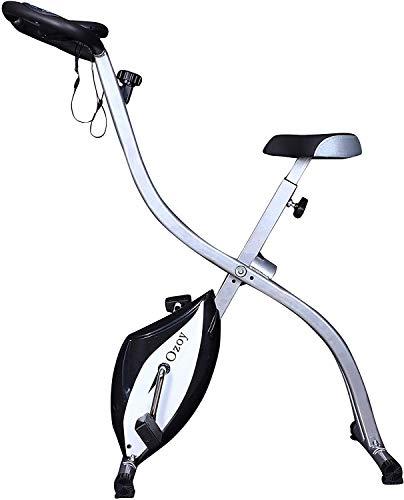 Ozoy Stepper Mini Fitness Exercise Machine - Elliptical Pedal Bike Home Gym Equipment Foot Leg Step Exerciser