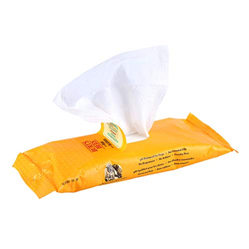 Burt's Bees for Dogs Multipurpose Grooming Wipes |...