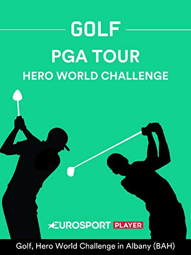 Golf: Hero World Challenge in Albany (BAH) / Highlights vom PGA-Tour-Event