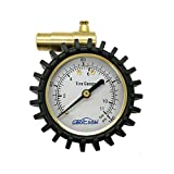 GODESON Presta Valve Tire Pressure Gauge with Bicycle Air Pressure Relief for Road Cycling Tires,Range to 160 PSI/11BAR