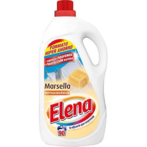 Elena Marsella Detergente para lavadora, hipoalergénico, ad