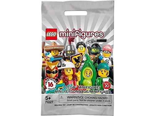 LEGO 71027 Series 20 Produkttitel fehlt-Wird nachgereicht, Sortiert
