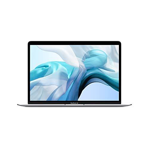 Apple MacBook Air 13 inch (33 cm) 1,1 GHz, quad-core Intel-processor van de 10egeneratie, 8 GB RAM, zilver 256GB