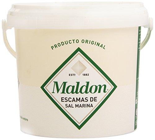 Maldon Escamas de Sal Marina, 1.4 Kg