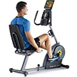 Gold's Gym Cycle Trainer 400 Ri Exercise Bike with iFit Bluetooth Smart Technology
