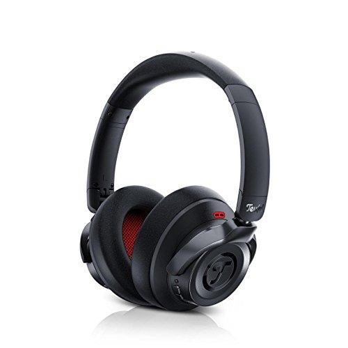 Teufel Real Blue NC Auriculares Negros con Bluetooth y Sonido...