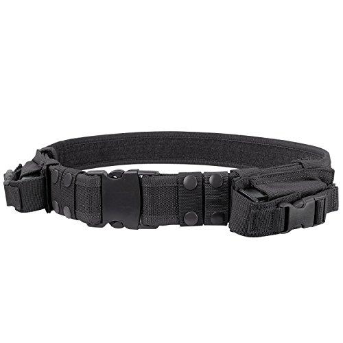 Condor Tactical Belt (Black, Up to...