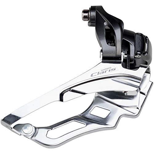 シマノ(SHIMANO) フロントディレイラー FD-R2030 バンドタイプφ34.9mm(31.8/28.6mmアダプタ付) 3X8S EFDR2030X