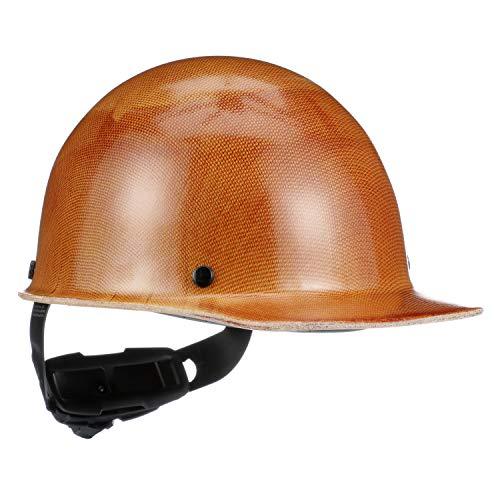MSA 475395 Skullgard Protective Hard Hat Front Brim, Fas-Trac III...