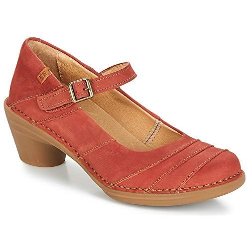 El Naturalista 5327, Zapatos Planos Mary Jane Mujer, Caldera, 38 EU