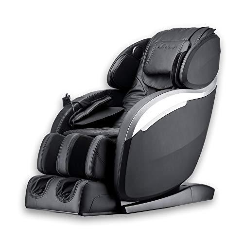 Home Deluxe - Massagesessel - Dios schwarz V2 - inkl....