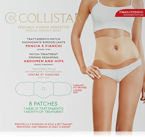 Collistar Trattamento-Patch Rimodellante Pancia E Fianchi - 8 Patches