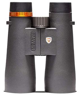 Maven C3 ED Binocular Gray/Orange (12X50)
