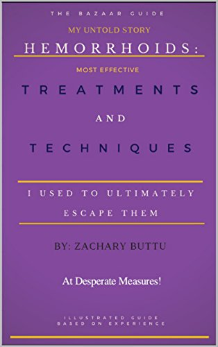 Hemorrhoids:Most Effective Treatments...