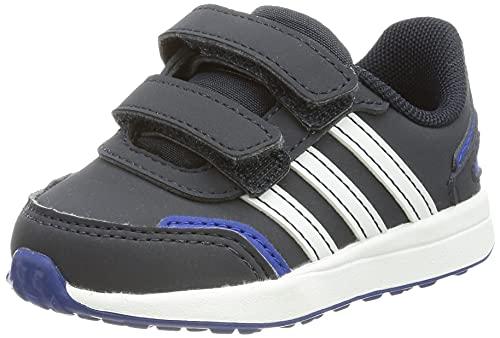 adidas VS Switch 3 I, Zapatillas, Cblack Ftwwht Royblu, 25 EU
