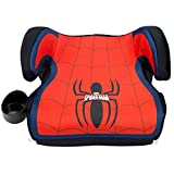 KidsEmbrace Backless Booster Car Seat, Marvel Spider-Man