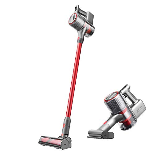 Roborock H6 Cordless Vacuum with 150AW Strong Power Suction, Stick Handheld Vacuum Cleaner Lightweight, 90min-Running for Hard Floor and Carpet(5 in 1)
