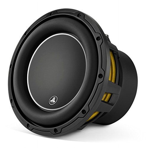 JL Audio 10W6v3-D4 10' 600W Dual 4-Ohm Car Subwoofer