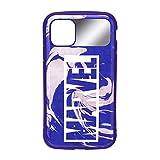 【カラー:パープル】iPhone12 / iPhone12Pro マーベル ハイブリッド タフ ケース カバー ソフ……