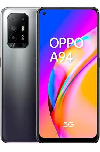 OPPO A94 5G - Pantalla 6,43' (AMOLED FHD+ 90Hz, 8 GB RAM+ 128 GB...