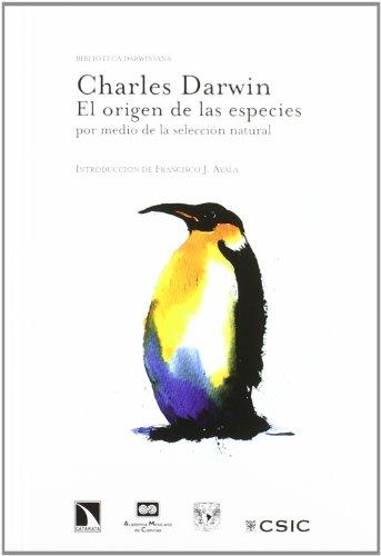 El origen de las especies por medio de la selección natural (Biblioteca Darwiniana)