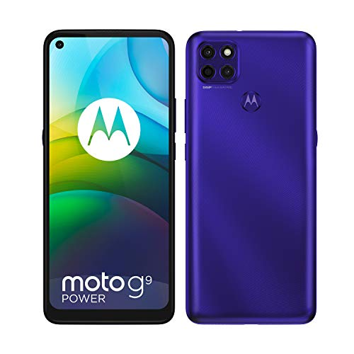 Motorola G9 Power 128 GB - Electric Violet