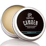 CAMDEN Balsamo barba original ● 100% Natural ● hecho en el reino unido ● Cera barba para...
