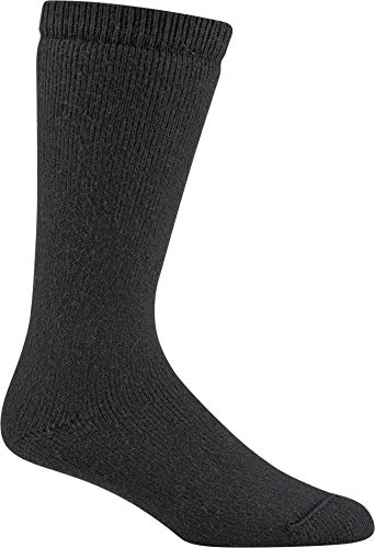 Wigwam 40 Below Sock F2230 Sock, Black - MD