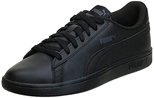 PUMA Smash V2L, Zapatillas Hombre, Black Black, 42 EU