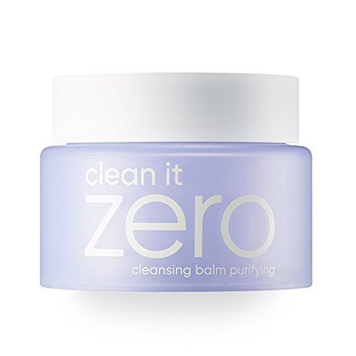 BANILA CO NEW Clean It Zero Purifying Cleansing Balm 3-in-1 Makeup Remover