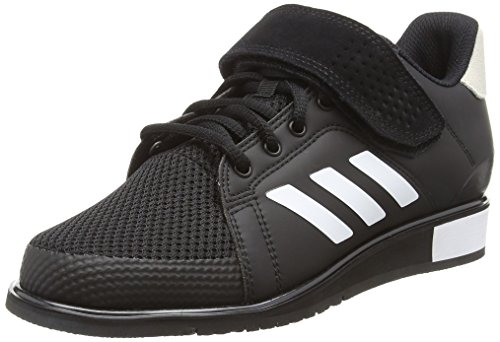 adidas Power Perfect III Weightlifting Shoes - SS19-7 - Black