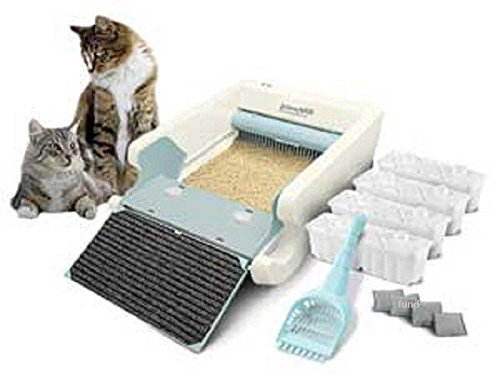 LitterMaid LM980 | Automatisch zelfreinigende kattenbak