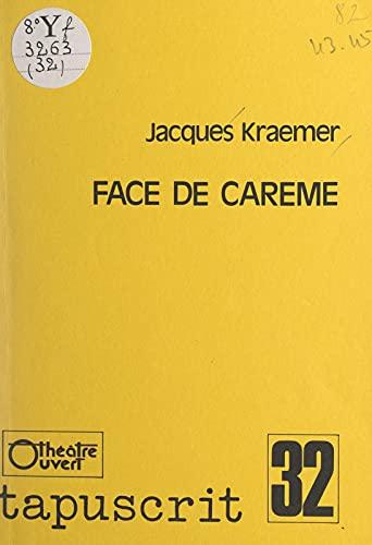 Face de carme (French Edition)
