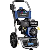Westinghouse Outdoor Power Equipment WPX2700 Gas Powered Pressure Washer 2700 PSI and 2.3 GPM, Soap Tank and Four Nozzle Set, CARB Compliant
