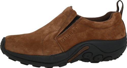 Merrell Men's Jungle Moc Slip-On Shoe,Dark Earth,8 M US