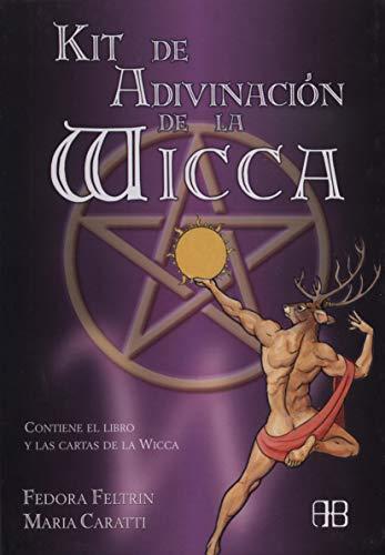 Kit de Adivinación de La Wicca: las Cartas de La Wicca (Tarot y adivinación)