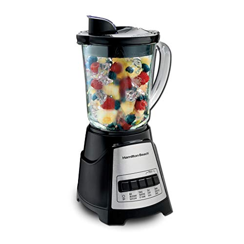 Hamilton Beach Power Elite Blender with 12 Functions for...