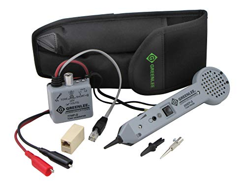 TEMPO Communications 701K-G Tone and Probe Kit – Professional Tone...