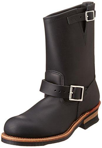 [レッド ウィング シューズ] ブーツ 2268 メンズ Black US 9(27cm)