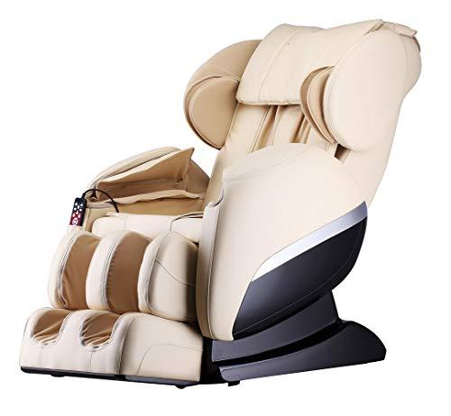 Home Deluxe - Massagesessel mit Wärmefunktion - Siesta...