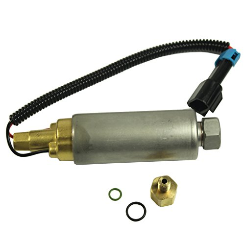 JDMSPEED New Electric Fuel Pump Fit For Mercury Mercruiser Boat 4.3 5.0 5.7 861155A3 V6 V8 carb
