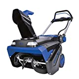 Snow Joe iON100V-21SB-CT 100-Volt iONPRO Cordless Brushless Variable Speed Single Stage Snowblower | 21-Inch | Tool Only