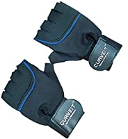 🔹 FULL PALM PROTECTION- Curveit Workout Gloves protect your hands fully. The wrist support can protect your arms from spraining. And the foam pad on the palm will buffer the impact of sports apparatus. 🔹 BREATHABLE- Curveit Gym Gloves are more breath...