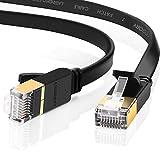 UGREEN Cat 7 Plat Câble Ethernet Réseau RJ45 Haut Débit 10Gbps 600MHz UFTP...